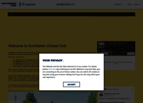 dumbleton.play-cricket.com