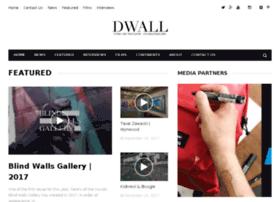 dumbwall.com