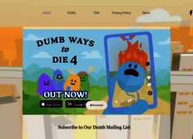 dumbwaystodie.com