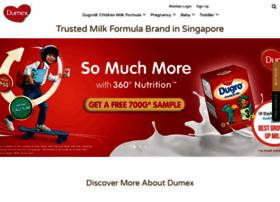 dumex.com.sg