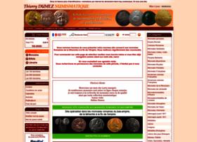 dumez-numismatique.com