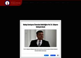 dumlupinar.edu.tr