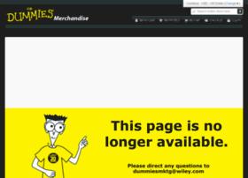 dummiesmerchandise.com
