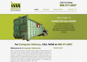 dumpsterdeliveries.com
