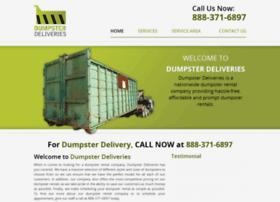 dumpsterdeliveries.com