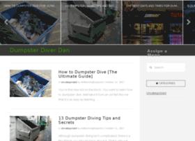 dumpsterdiverdan.com