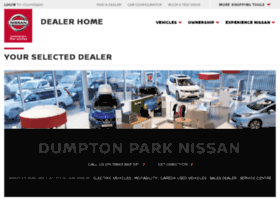 dumptonpark.nissan.co.uk