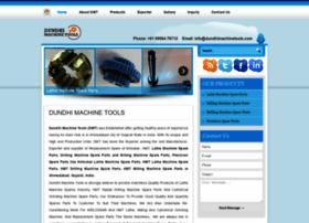dundhimachinetools.com
