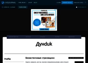 dunduk-culinar.livejournal.com