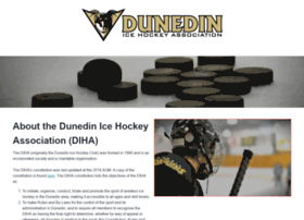 dunedinicehockey.co.nz