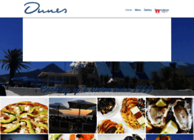 dunesrestaurant.co.za