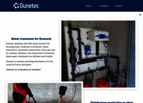 dunetec.com