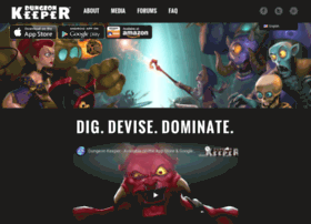 dungeonkeeper.com