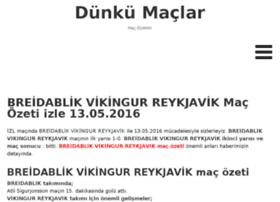 dunkumaclar.com