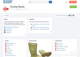 dunlop-boots.zeef.com