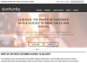 dunnhumby.co.uk