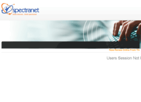 dunning.spectranet.com.ng