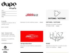 dupe-design.fr