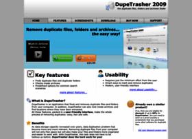 dupetrasher.com