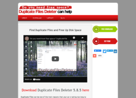 duplicatefilesdeleter.com