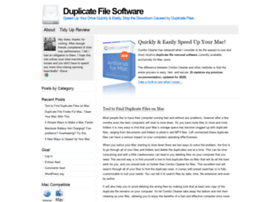 duplicatefilesoftware.com