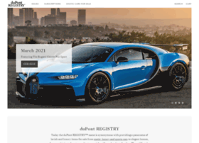 dupont-registry-gear.myshopify.com