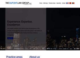 dupontlawgroup.com