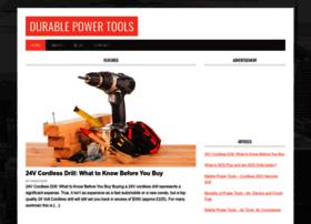 durablepowertools.com