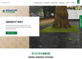 duradeckmats.com
