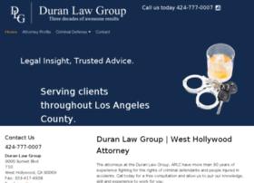 duranlawgroup.com