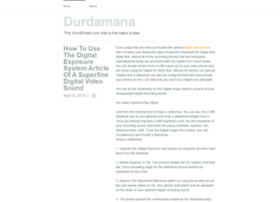 durdamana.wordpress.com