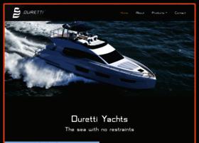 duretti-yachts.com