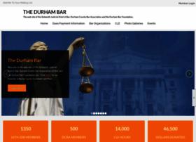 durhambar.org