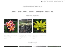durhambotanicals.com