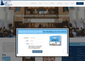 durhamregionweddingplanner.com