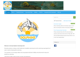 dursleydolphins.org.uk