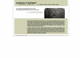 dursunozfirat.com
