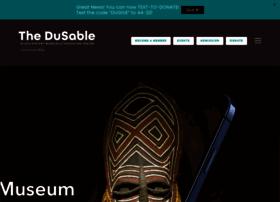 dusablemuseum.org