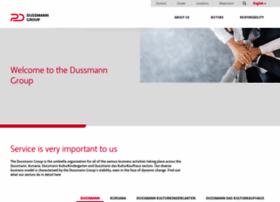 dussmanngroup.com