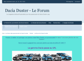 duster.forum-dacia.com