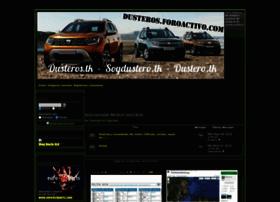 dusteros.foroactivo.com