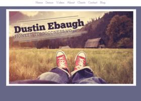 dustinebaugh.com