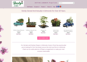 dustysfloral.com