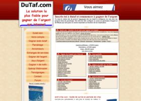 dutaf.com