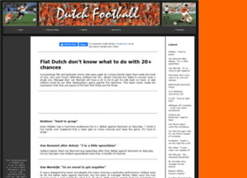dutch-football.com