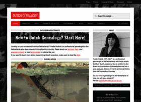 dutchgenealogy.nl