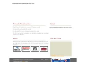 dutechcorporation.com