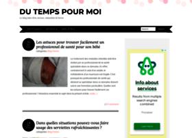 dutempspourmoi.com