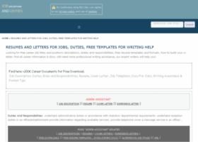 dutiesandresponsibilities.com