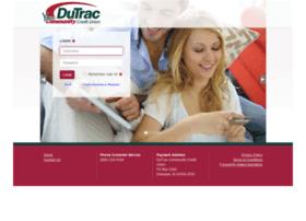 dutrac.mycardinfo.com